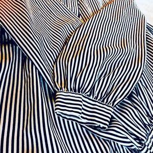 Button Down Vintage Blouse